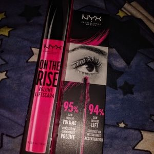 NWT! NYX On The Rise Volume Mascara